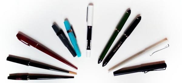 Stylo-Plumes et Encres 2/4 – Les stylo-plumes